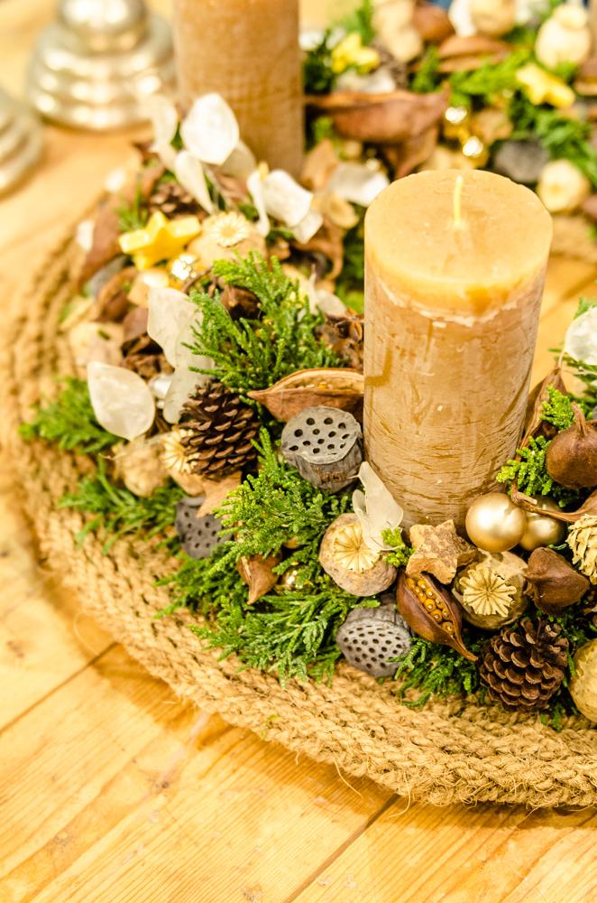 Adventsshow 2013 - Werkstücke